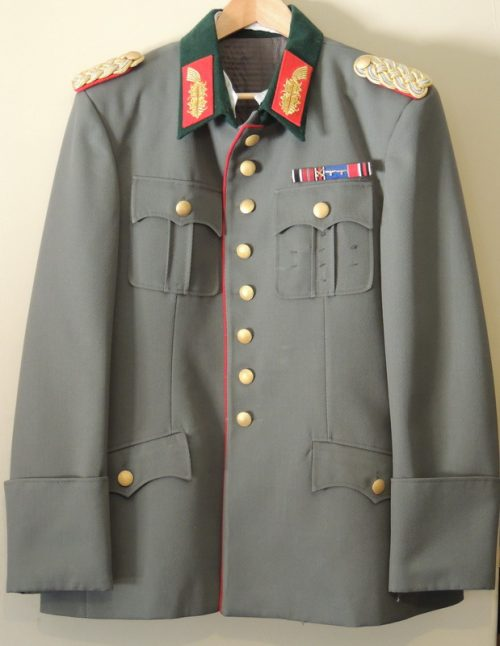 3rd Reich Army General Slanted
