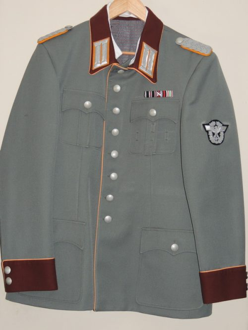 3rd Reich Military Police Officer