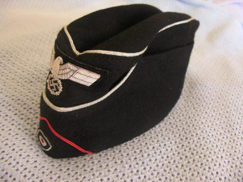 Third Reich Panzer Field Cap