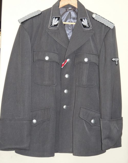 3rd Reich Allgemeine-SS General Early Style
