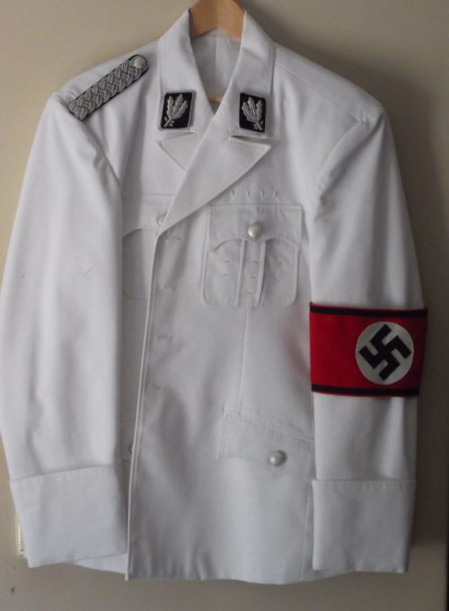 3rd Reich SS General White Summer Early Style