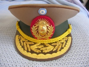 Argentina Army General Officer12