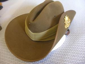 Australia Army Slouch Hat 003