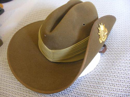 Australia Army Slouch Hat