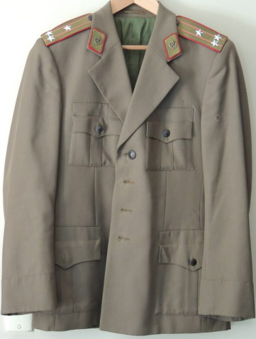 Bulgaria Army Colonel Service Jacket