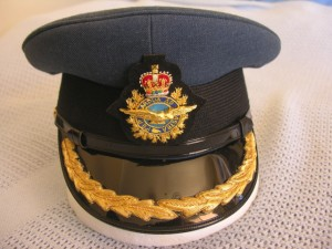 Canadian Air Force Senior Officer 002