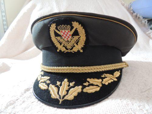 Croatia Army General Ceremonial