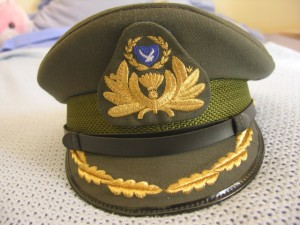 Cyprus Army Sen Officer 9