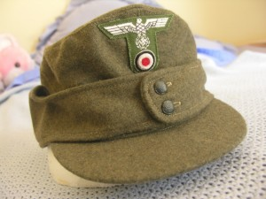 Third Reich OR M43 Field Cap 4