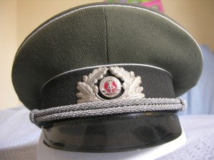 East Germany Army Officer 8