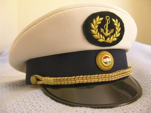 Hungary Navy Officer