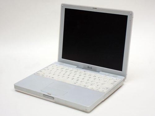 iBook G3 Snow