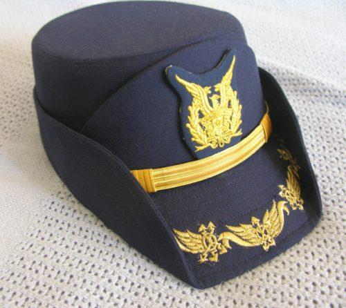 Indonesia Air Force Senior Officer Female 2