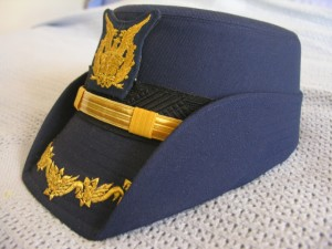 Indonesia Air Force Woman Senior Officer 006