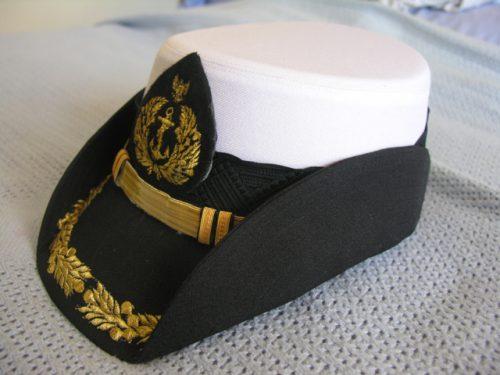 Indonesia Navy Senior Officer Female