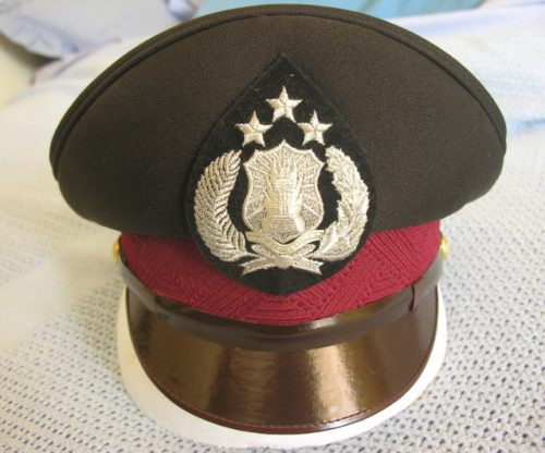 Indonesia Police Enlisted