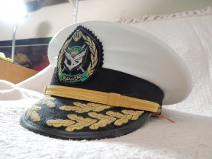 Iran Navy Admiral