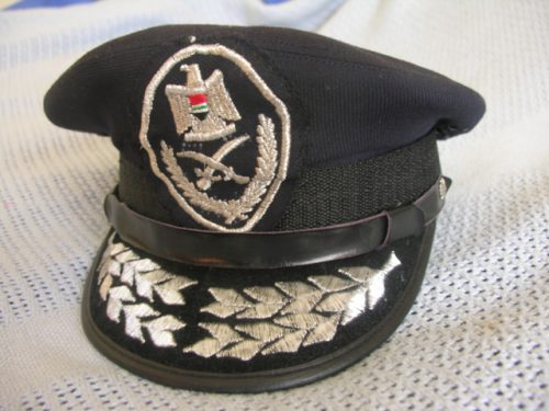 Iraq Police General
