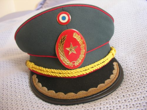 Paraguay Army Junior Officer