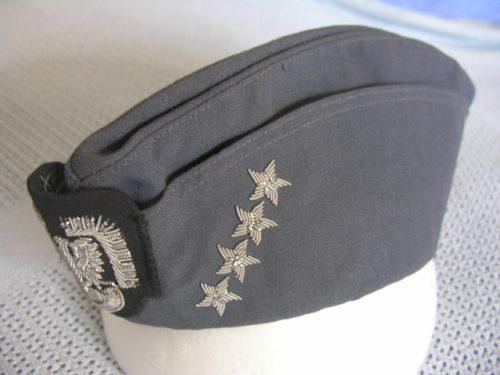 Poland Air Force Captain Garrison Cap