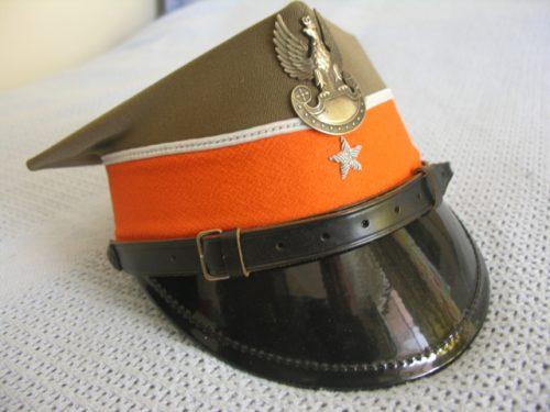 Poland Army Warrant Officer Rogatywka 1