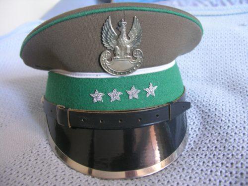 Poland Army Captain Border Guards