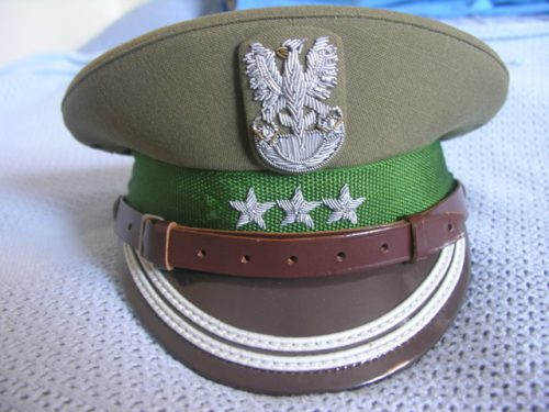 Poland Army Colonel Border Guards