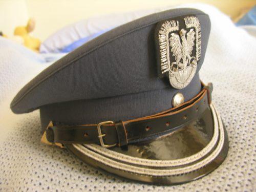 Poland Air Force Senior Officer