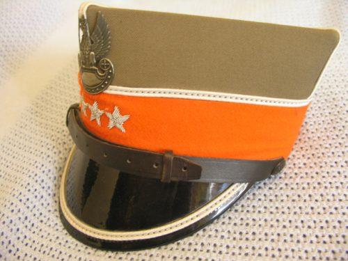 Poland Army Captain Rogatywka