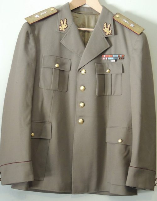 Romania Army General Medical Corps Service Jacket