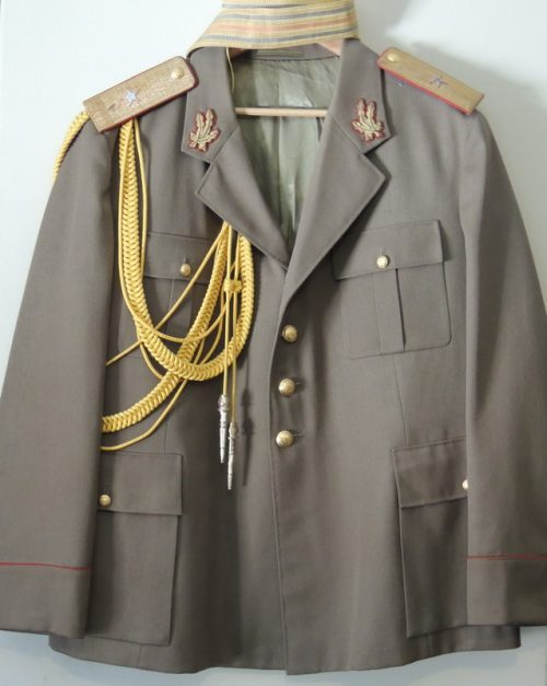 Romania Army General Service Jacket