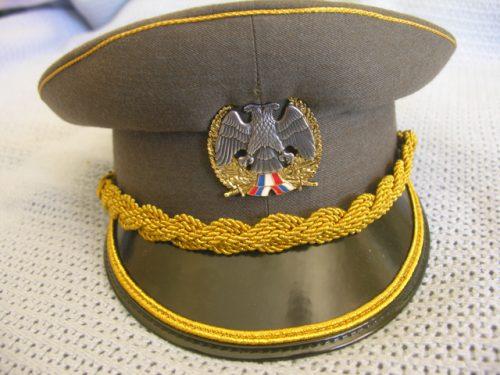 Serbia Army General