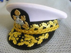 South Korea Navy Admiral
