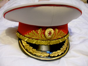 Soviet Army Marshal Parade