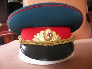 Soviet Artillery Officer1