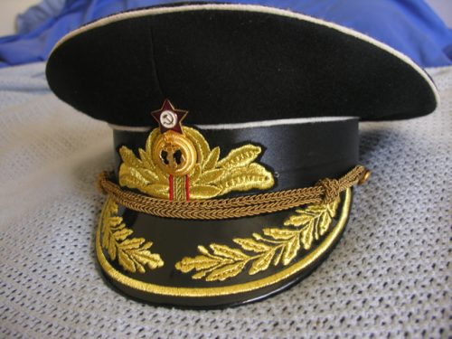 Soviet Navy Admiral (Embroidered)