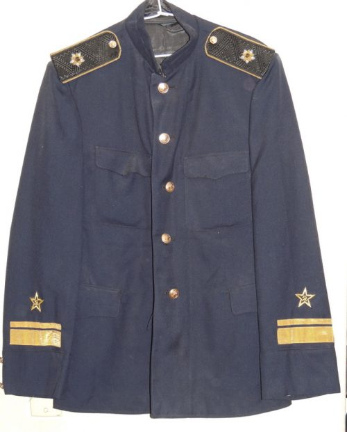 Soviet Navy Admiral Red October Jacket