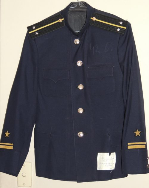 Soviet Navy Junior Officer Red October Jacket