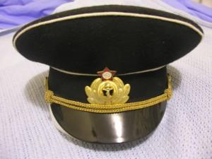 Soviet Navy Officer 3