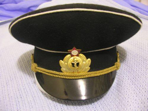 Soviet Navy Officer