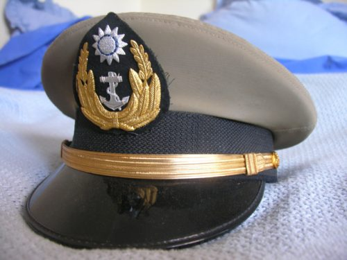Taiwan Navy Officer Khaki
