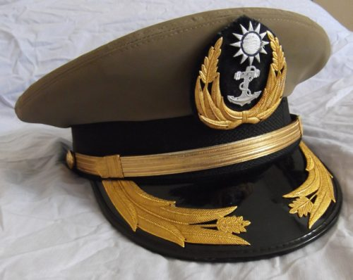 Taiwan Navy Senior Officer Khaki