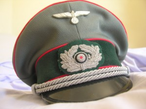 THird Reich Army Officer Artillery 13