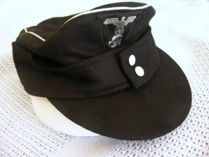 Third Reich M43 SS Officer 003