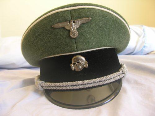 3rd Reich Waffen-SS Officer