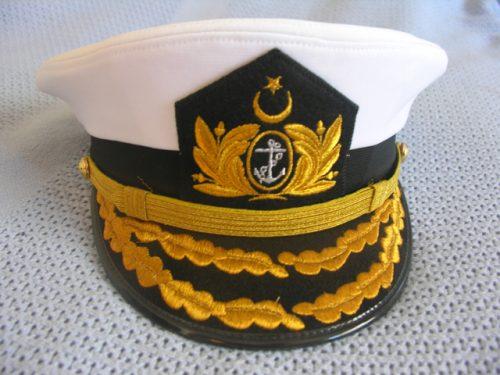 Turkey Navy Admiral