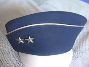 USAF Major General Garrison
