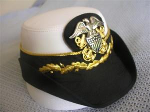 US Navy Women's Senior Officer