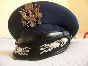 USAF Senior Officer Colonel