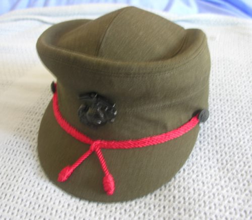 US Marine Corps Service Cap Female